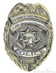 police badge 6